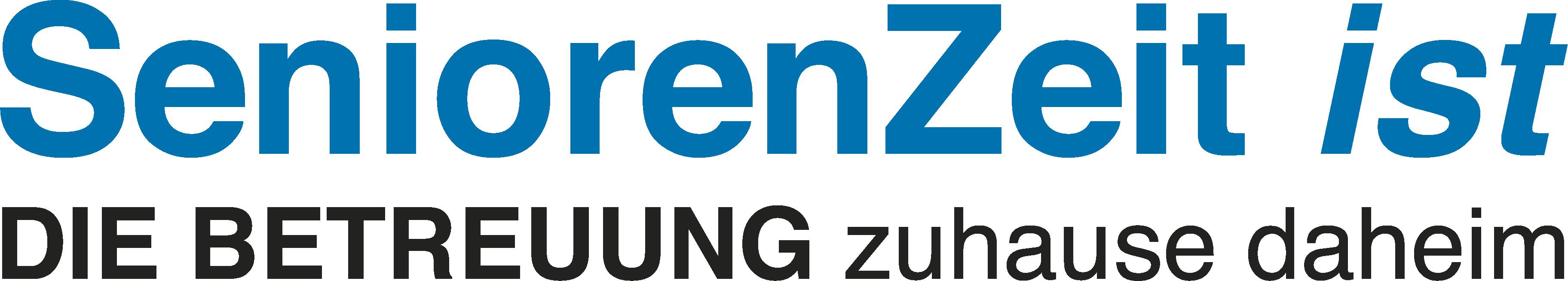 SeniorenZeit ist GmbH Logo